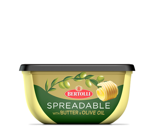 Bertolli with Butter and Olive Oil Spreadable