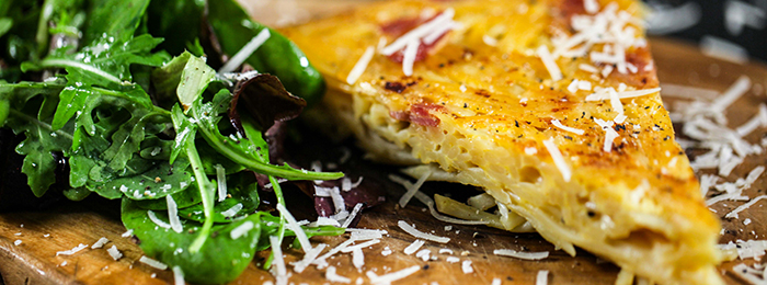 recipe image Mob Kitchen's Spaghetti Carbonara Frittata