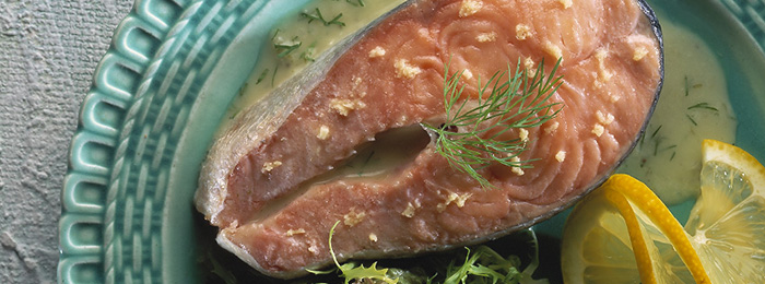 recipe image Salmon in Cartoccio