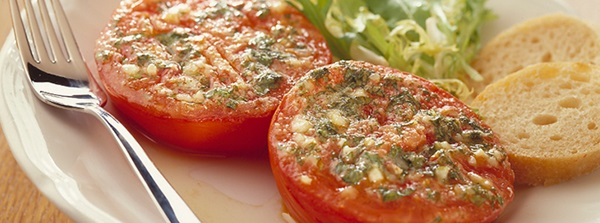 recipe image Baked Tomatoes