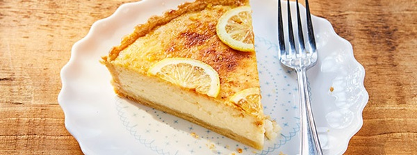 recipe image Amalfi Lemon Tart