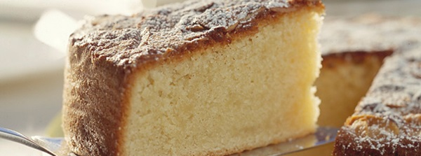recipe image Rich Almond Cake